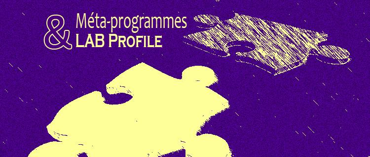 méta-programme et LAB Profile