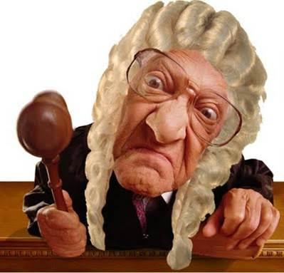 human judge